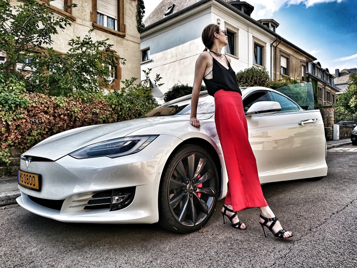 Tesla Model S P100D and the time of mylife