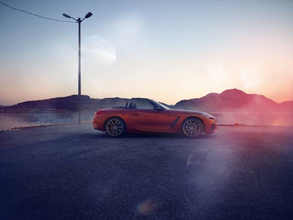 The Roadster reloaded: World premiere of the new BMW Z4 in Pebble Beach [pressrelease