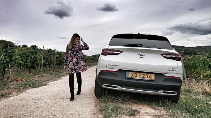 The braking guru: Opel GrandlandX.