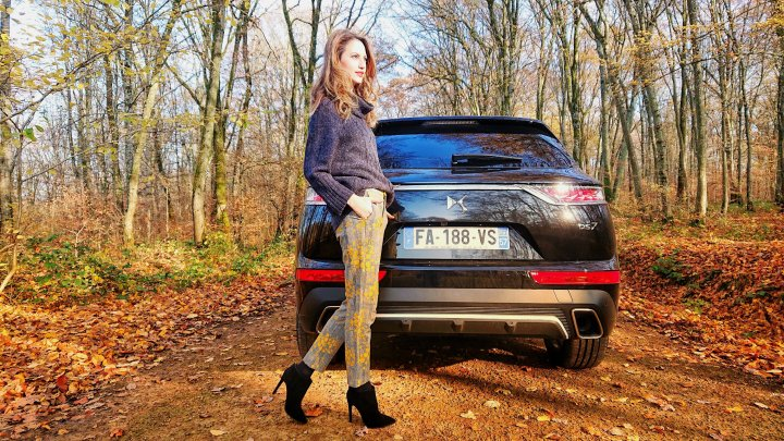 [EN]The DS7 Crossback. I tested the little black dress of the automotiveindustry.