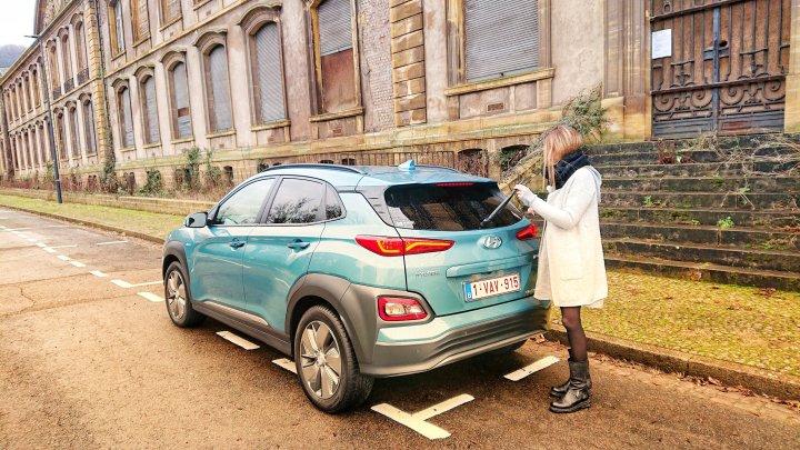 [FR]La Hyundai Kona EV: une beauté époustouflante en missioneco