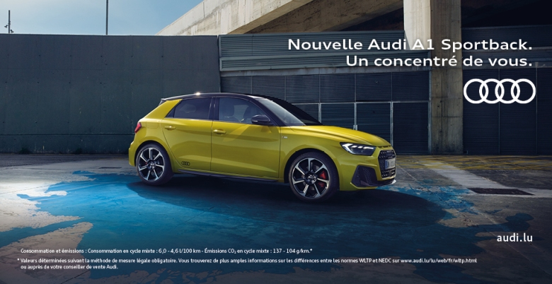 Audi-Banner