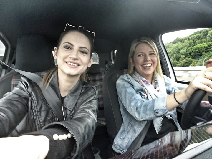 CHANGING LANES ADVENTURE WITH CAROLINE KIDD: FRANCE, LUXEMBOURG,GERMANY