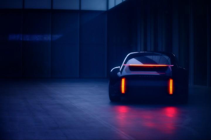Hyundai va dévoiler son nouveau concept VE «Prophecy» au Geneva International MotorShow