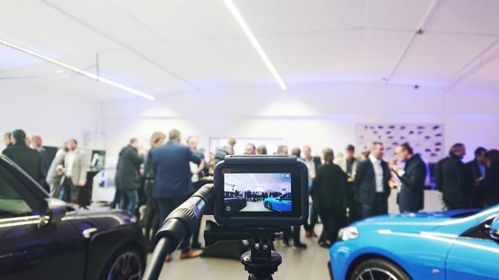 La BMW Série 2 en avant-première luxembourgeoise/ BiliaEmond