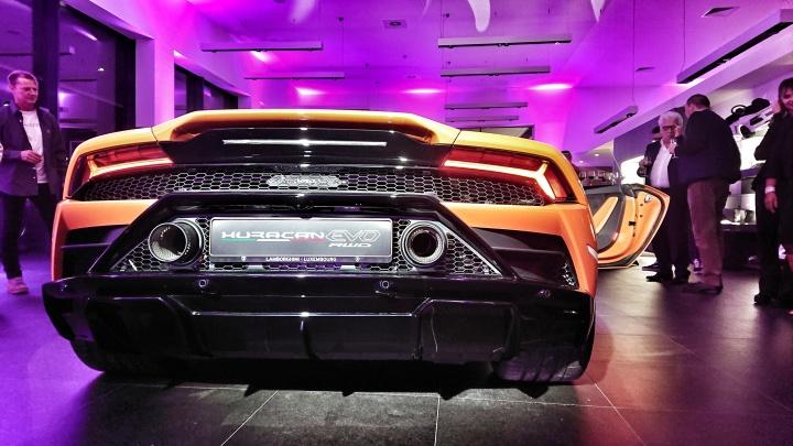 New Lamborghini Huracán EVO Rear-Wheel Drive: The driver in total control of sheer drivingfun