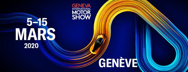 LE GENEVA INTERNATIONAL MOTOR SHOW 2020 ESTANNULÉ!