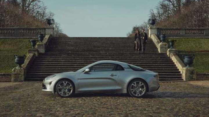 Alpine annonce le lancement de l'A110 Légende GT éditionlimitée