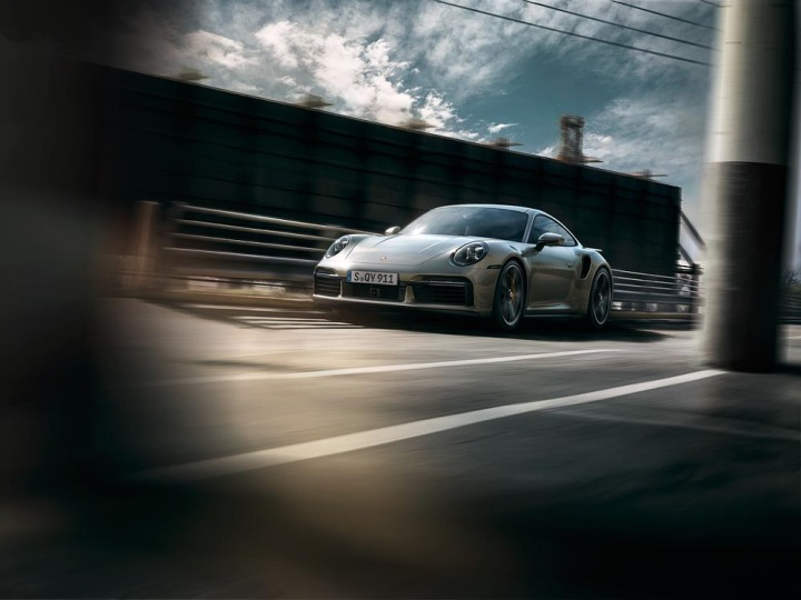 Definitely 911, definitely Turbo, definitely new: Porsche 911 Turbo S